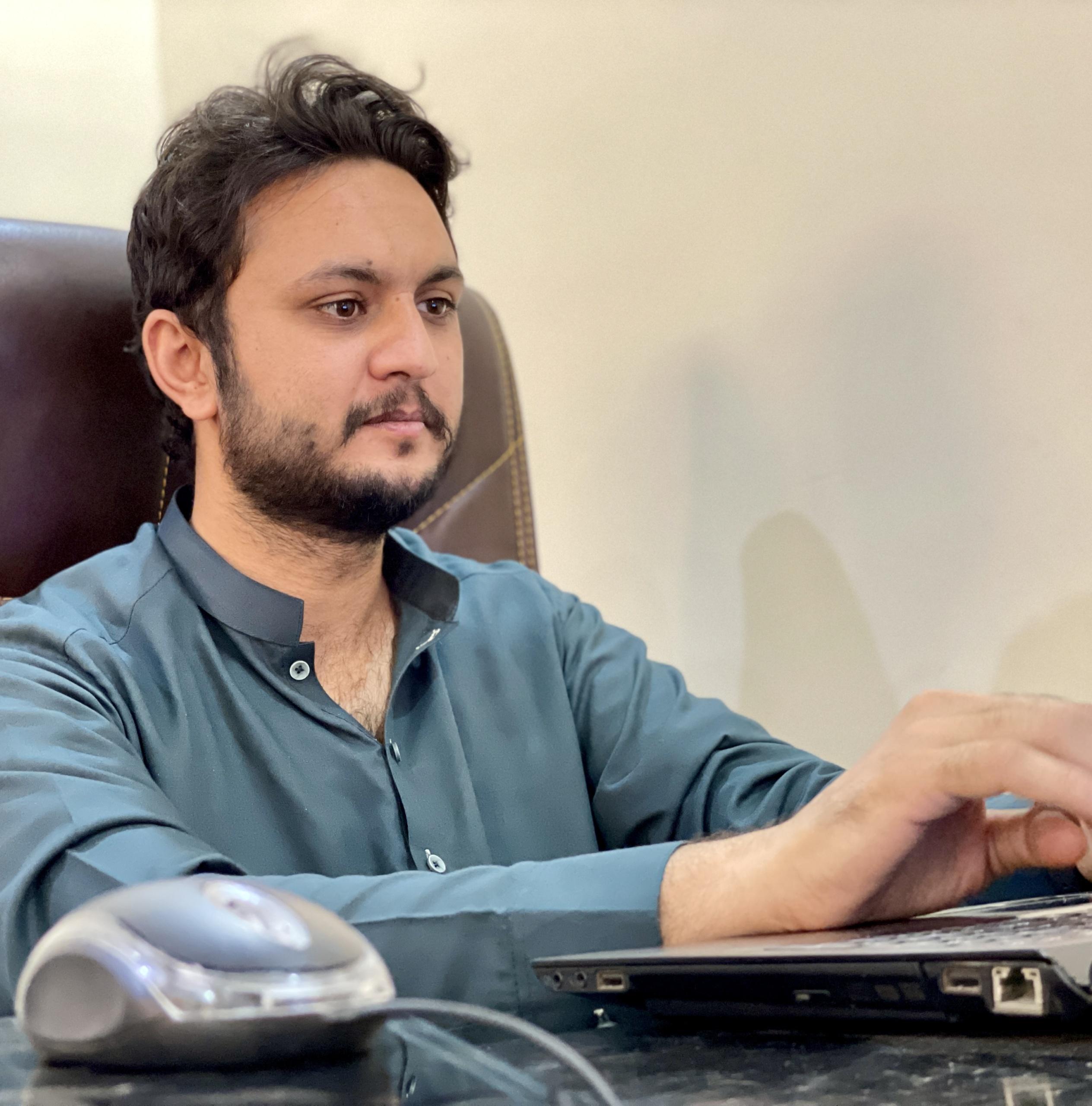 Syed Waqas Ali Shah